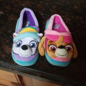 Paw patrol house shoes